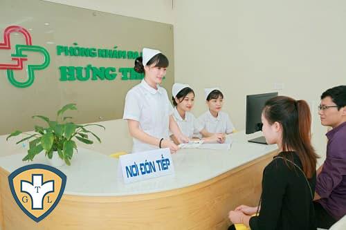 Điều trị xuất tinh sớm an toàn hiệu quả tại Phòng khám đa khoa Hưng Thịnh