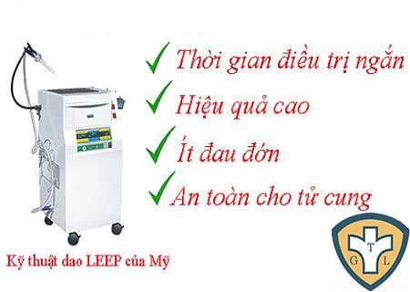 Dao LEEP là gì?