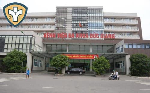 Phòng khám đa khoa - Bệnh viện Đa khoa Đức Giang