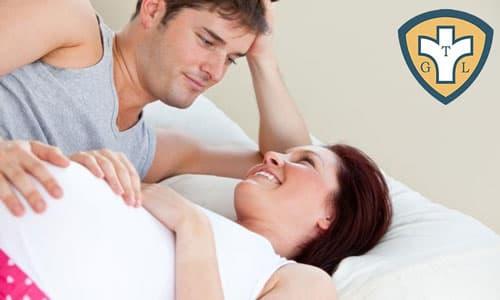 Một số lưu ý khi quan hệ trong thời gian mang thai