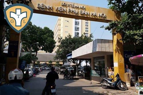Khám chữa bệnh phụ khoa ở Bệnh viện Phụ sản Hà Nội
