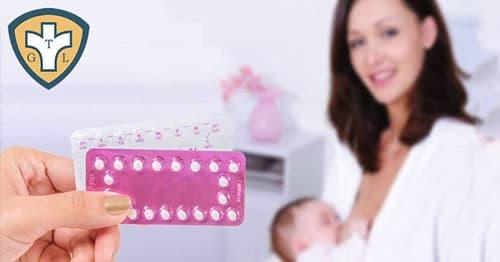 Uống thuốc tránh thai khẩn cấp khi cho con bú được không?