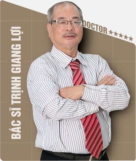 Hình ảnh bác sĩ Trịnh Giang Lợi