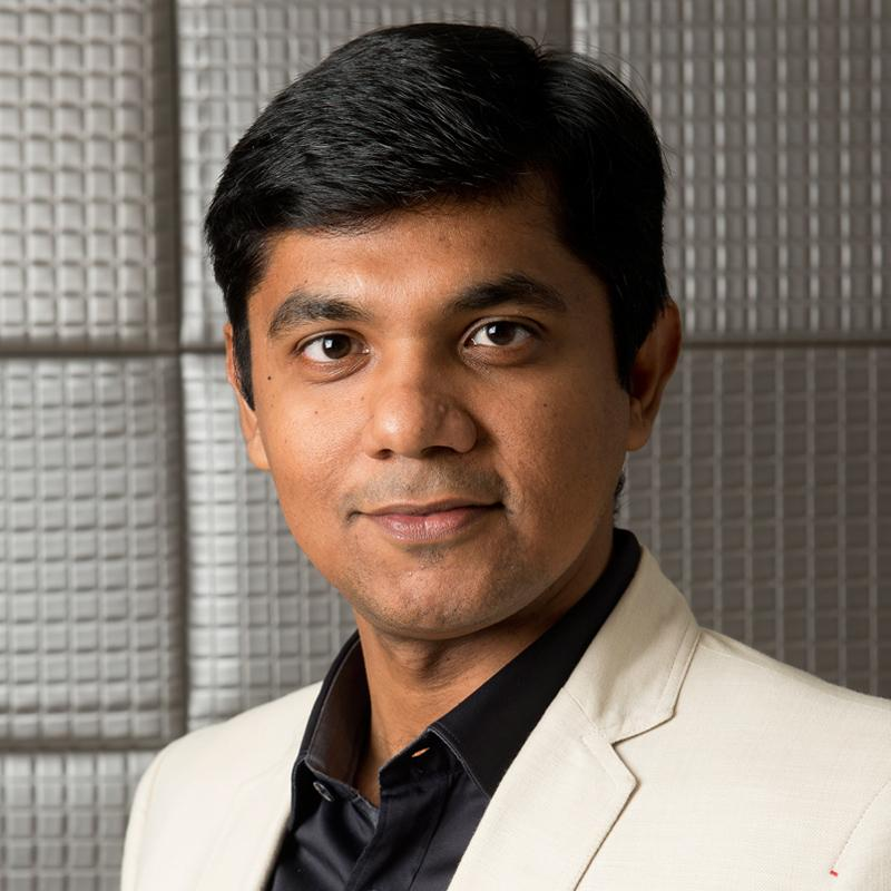 Image of Achint Setia, Vice President, Marketing at Myntra In LeaderClasses CEO testimonials sections