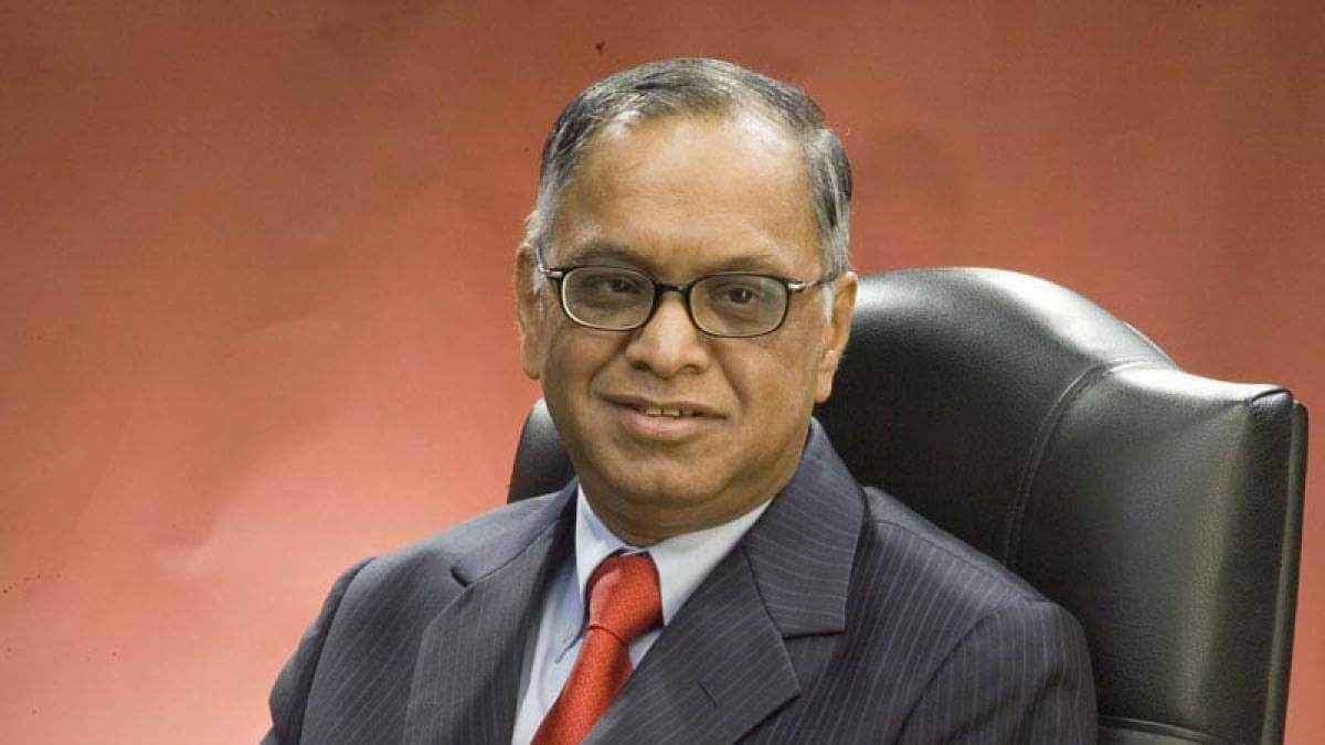 Learning from Distinguished Entrepreneur like N.R. Narayan Murthy on Leaderclasses.