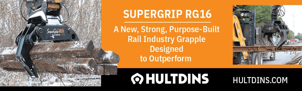 Rail Grapple RG16 ad2