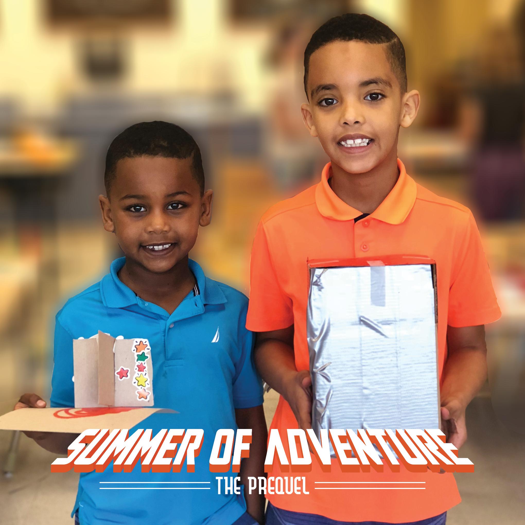 Denver Public Library Summer of Adventure 2020: The Prequel