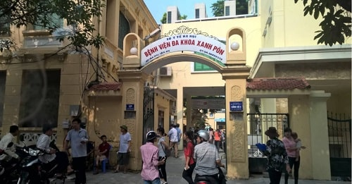 10 Địa chỉ chữa hôi nách ở đâu an toàn uy tín nhất tại Hà Nội 14