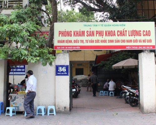 Top 12 địa chỉ phòng khám phụ khoa uy tín ở Hà Nội 14