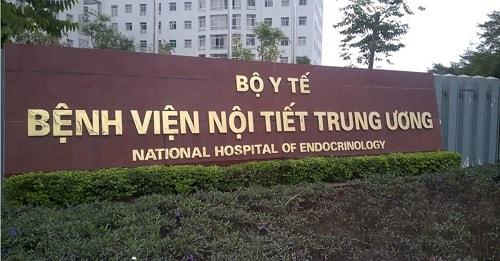 Phẫu thuật cắt tuyến mồ hôi nách ở bệnh viện nào tốt uy tín