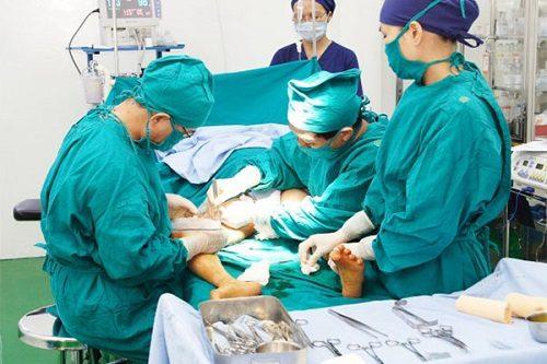 Chi phí phẫu thuật cắt búi trĩ hết bao nhiêu tiền Bảng giá 2020