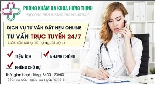 Tư vấn bệnh phụ khoa trực tuyến, online miễn phí 3