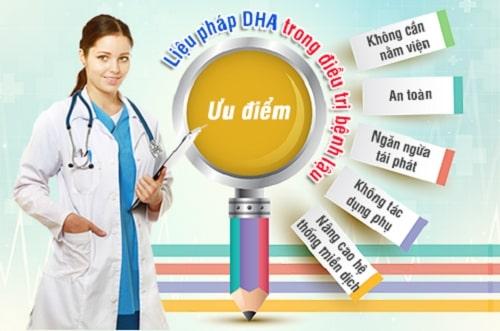Cách chữa bệnh lậu bằng công nghệ DHA