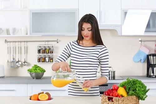 Phụ nữ mới có thai không nên ăn những gì 10+ thực phầm cần kiêng 4