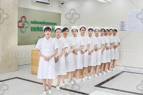 Phòng khám đa khoa Hưng Thịnh 380 Xã Đàn Hà Nội tốt không? 11