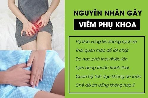 Nhận biết và phòng tránh 10 bệnh phụ khoa nguy hiểm dễ gặp 1