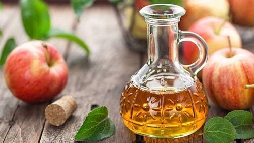 Cách chữa bệnh lậu bằng giấm táo