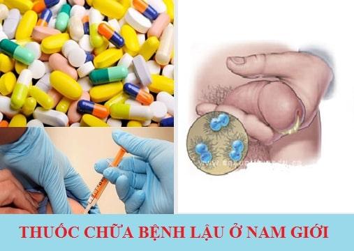 Cách chữa bệnh lậu bằng thuốc kháng sinh