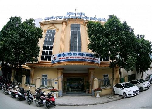 Khám yếu sinh lý ở đâu tốt nhất Hà Nội Top 9 địa chỉ uy tín 14