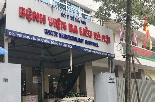 10 Địa chỉ chữa hôi nách ở đâu an toàn uy tín nhất tại Hà Nội 11