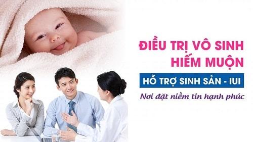 Điều trị vô sinh hiếm muộn an toàn hiệu quả tốt nhất 8