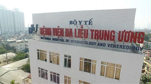10 Địa chỉ chữa hôi nách ở đâu an toàn uy tín nhất tại Hà Nội 10