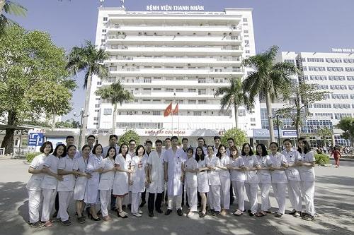 10 Địa chỉ chữa hôi nách ở đâu an toàn uy tín nhất tại Hà Nội 13