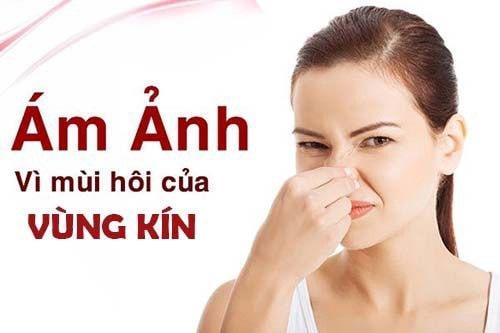 Vùng kín có mùi hôi khắm phải làm sao nguyên nhân cách chữa 4