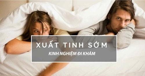 Top 8 địa chỉ khám xuất tinh sớm ở đâu tốt nhất Hà Nội