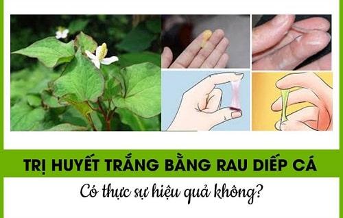 15 Cách chữa khí hư có mùi hôi ra nhiều có màu vàng xanh lạ 9