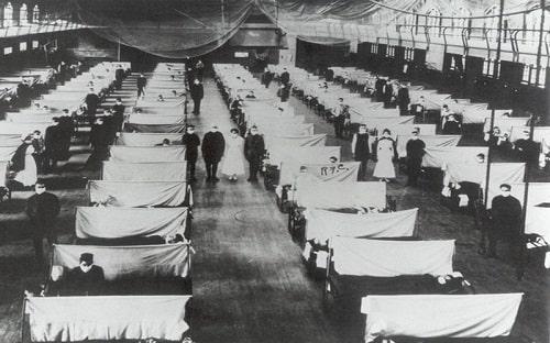 Các đại dịch bệnh kinh hoàng nhất trong lịch sử thế giới 4