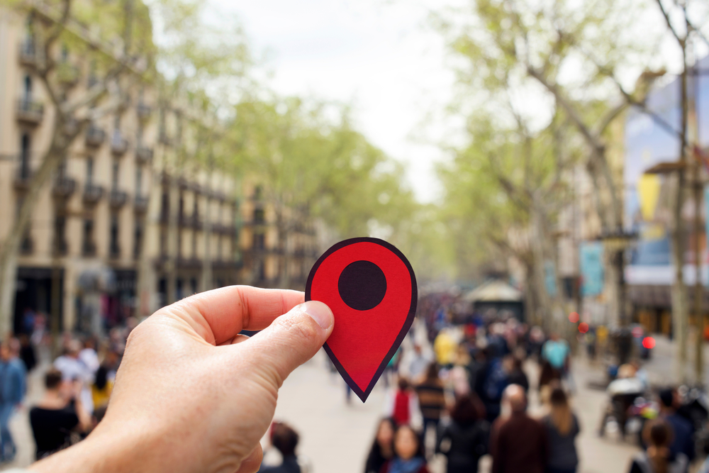 free IP geolocation service