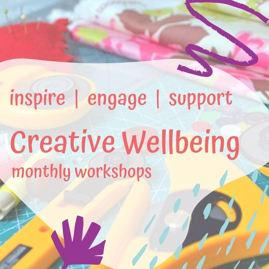 Creative Wellbeing Workshop