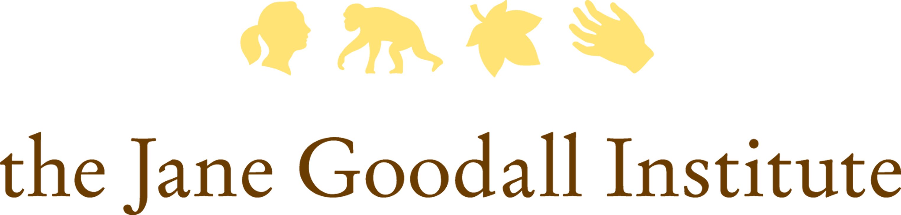 The Jane Goodall Institute logo