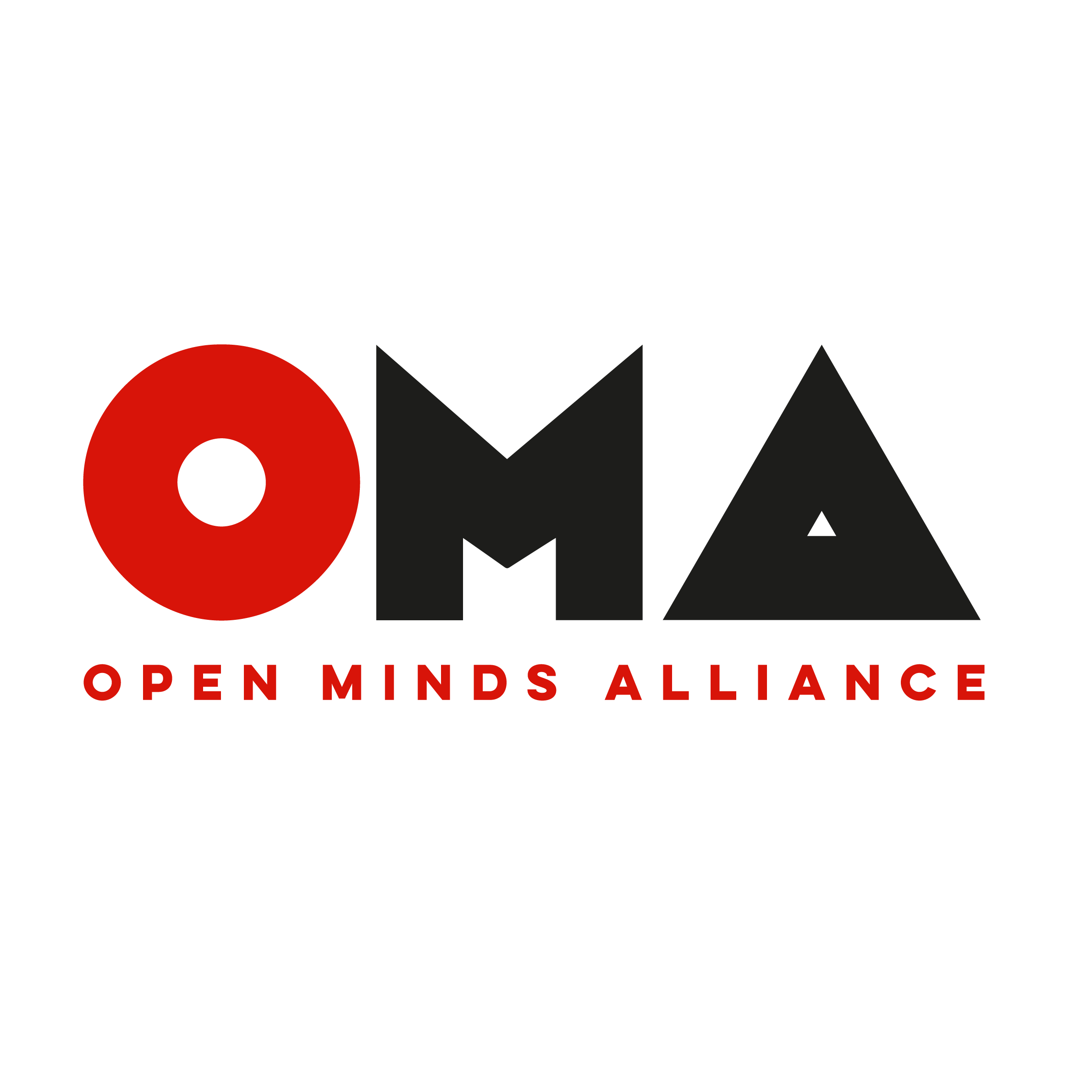 OMA Open Minds Alliance logo