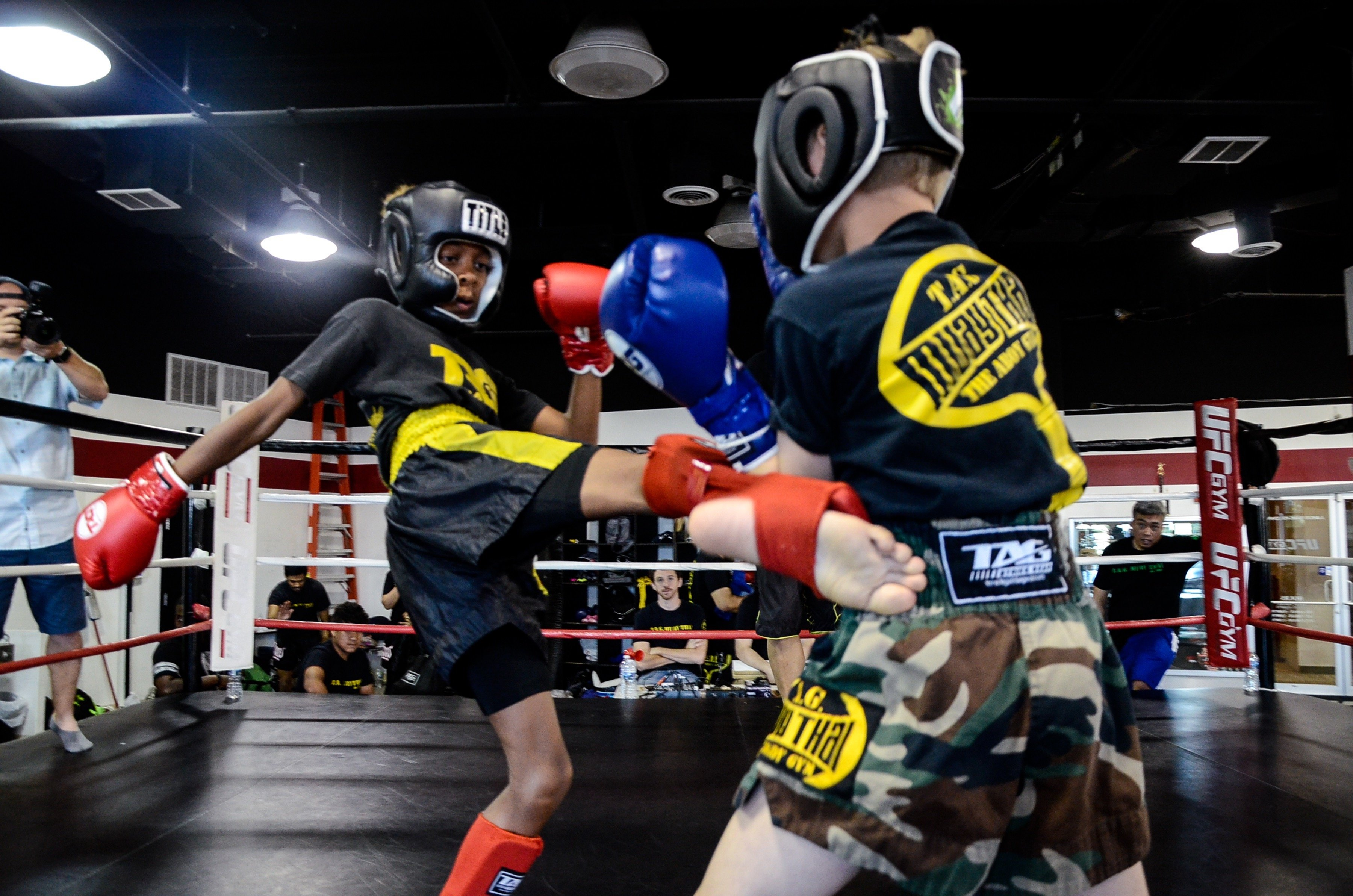 Private Lessons at T A G  Muay Thai