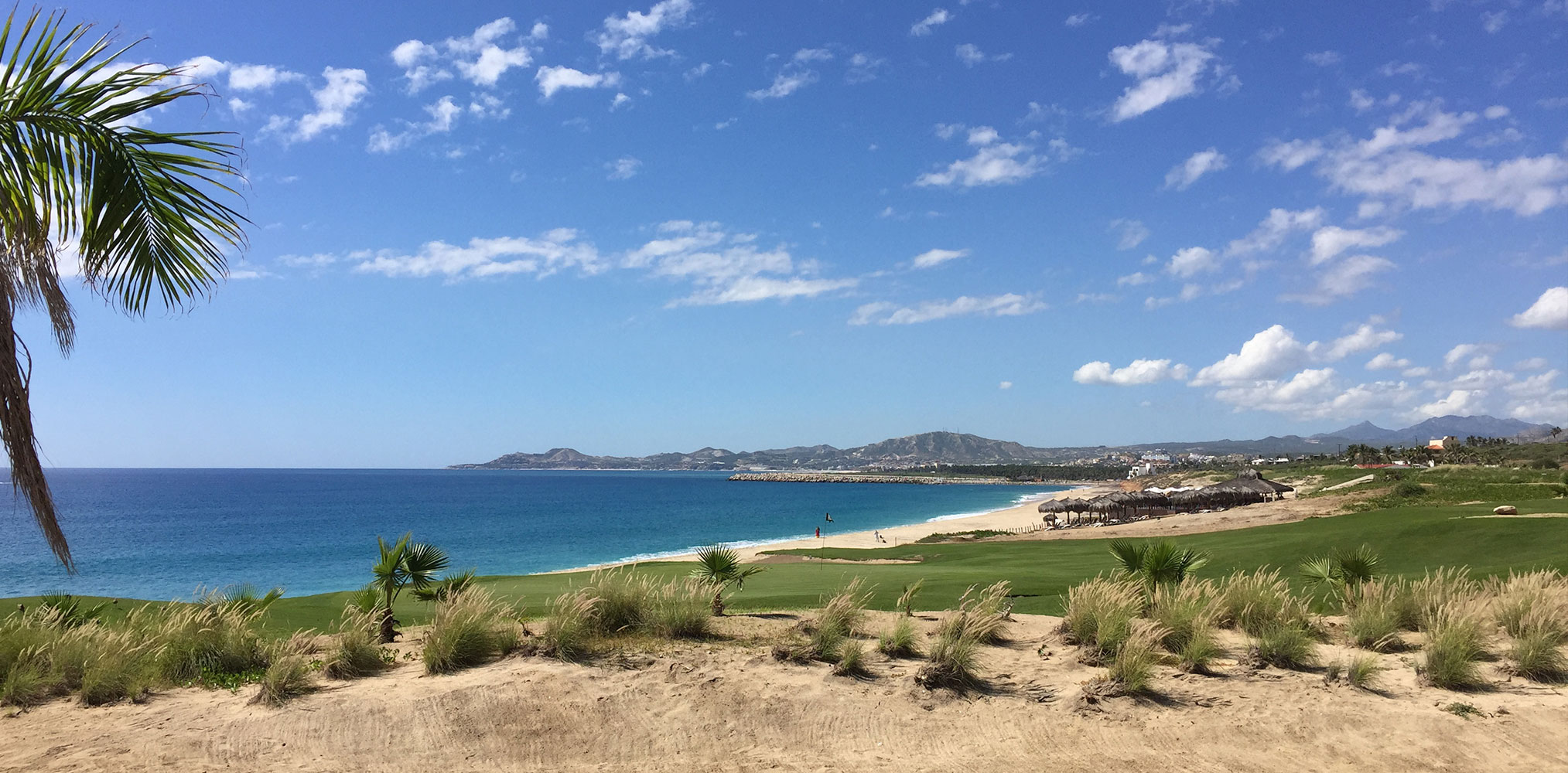 Picture of the Golf course at the secrets golf and spa resort