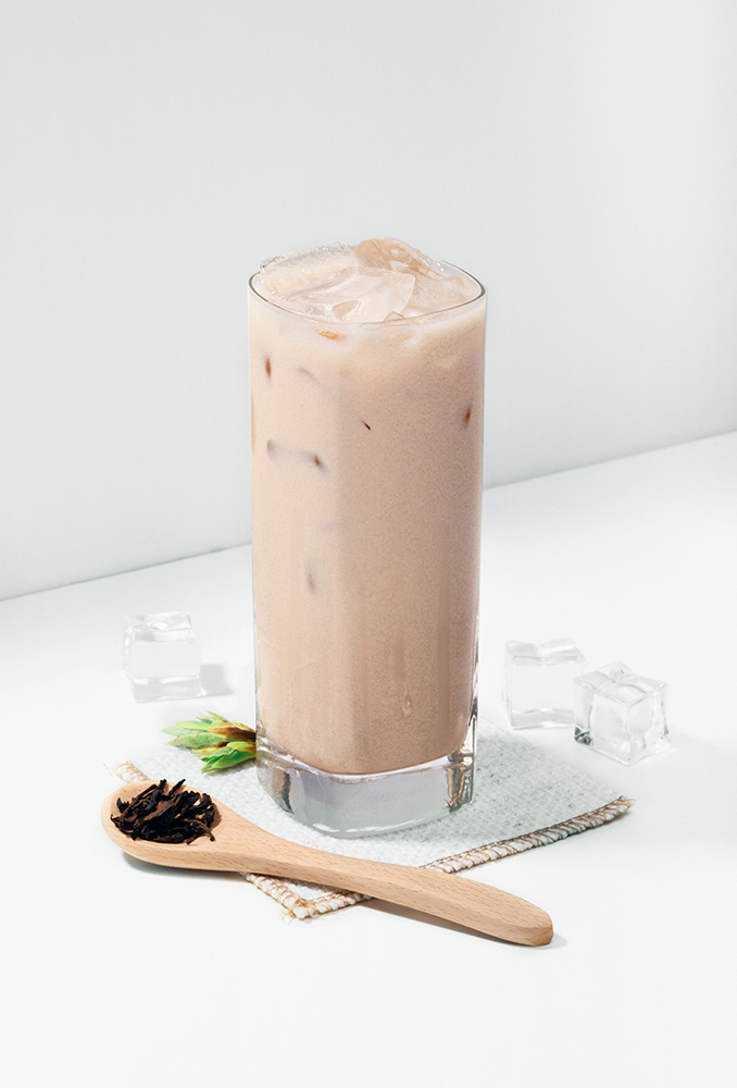 Black Jade Milk Tea