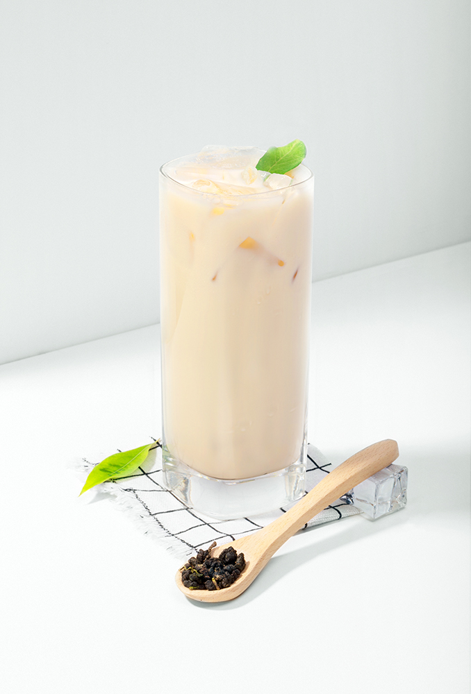 Oolong Milk Tea