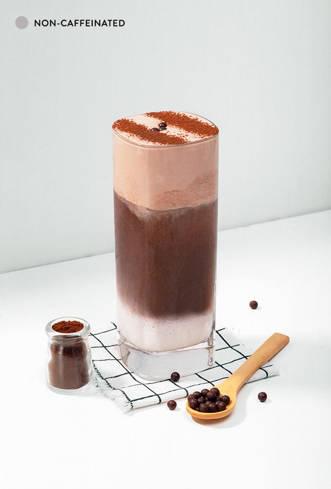 Cocoa Latte Creamomo