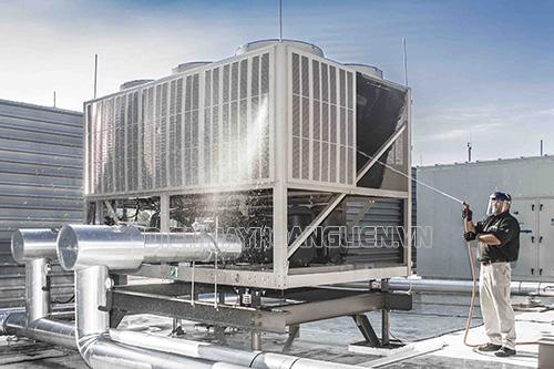 Nắm được nguyên lý làm việc của tháp hạ nhiệt nước sẽ giúp đồ vật phát huy tối đa khả năng làm việc