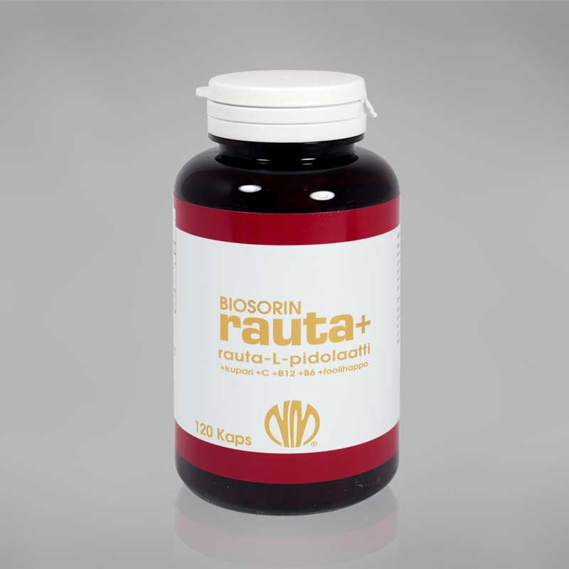 Biosorin Rauta+ rauta-L-pidolaatti