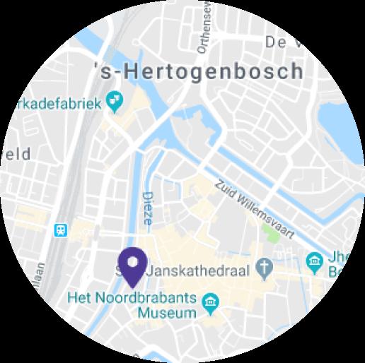 Sint Janssingel 92, 5211DA 's-HertogenboschThe Netherlands