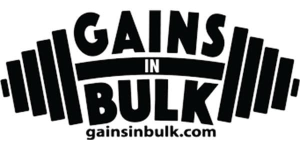 Gains Bulk logo
