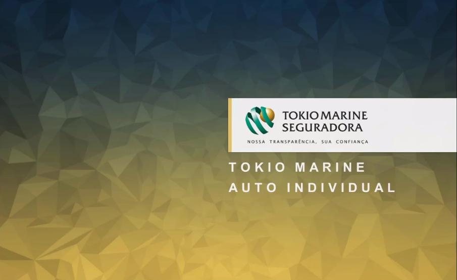 Treinamento - Seguro Auto individual Tokio Marine