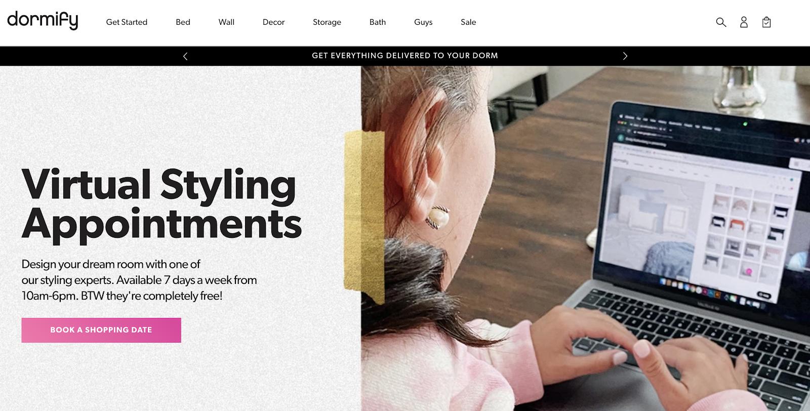 Dormify Website