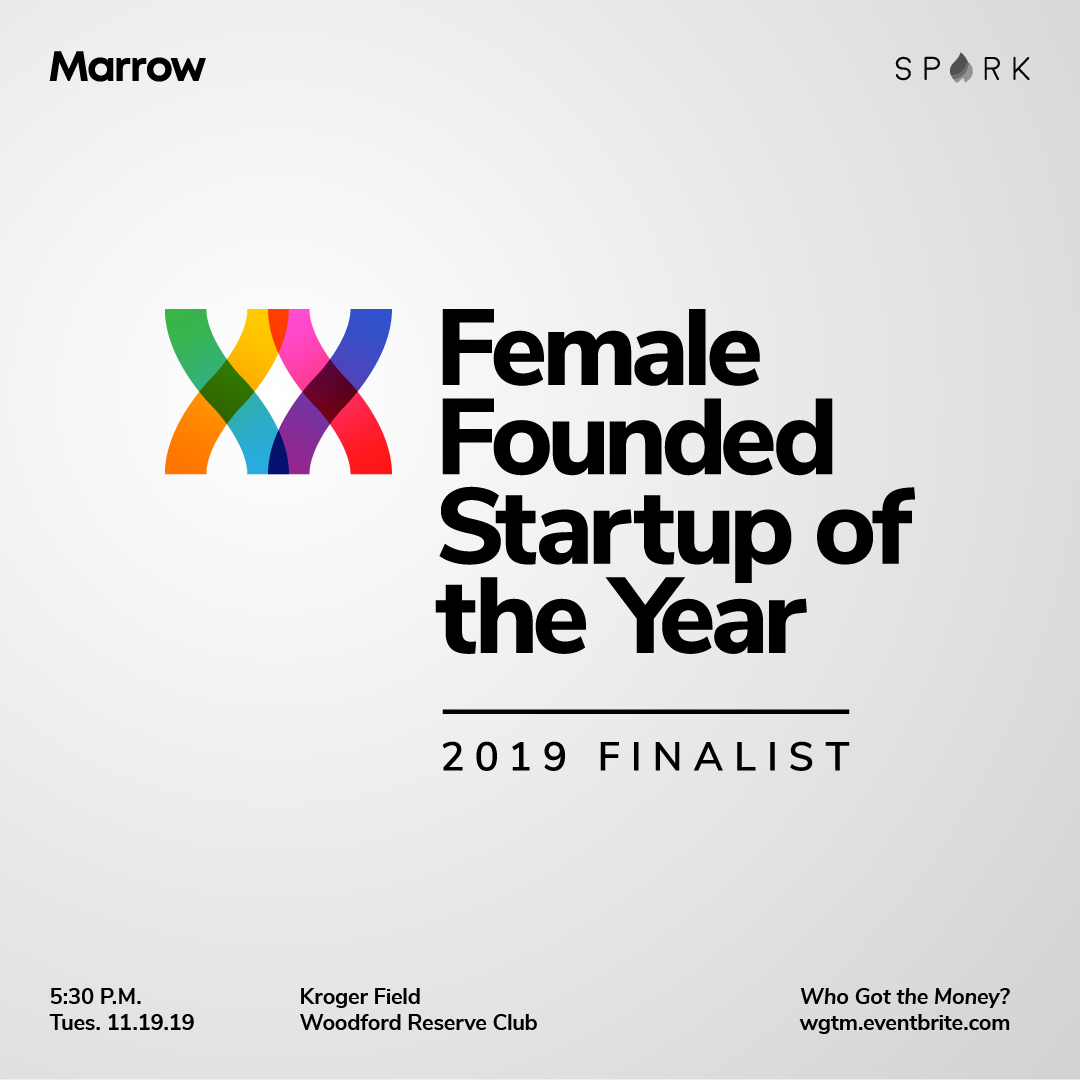 Lexington Female Founded Startup of the Year Finalist