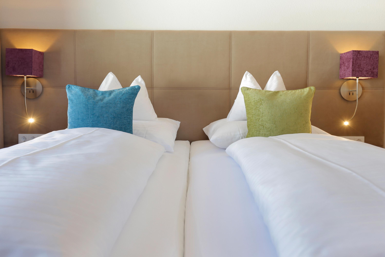 Kuschlige Betten