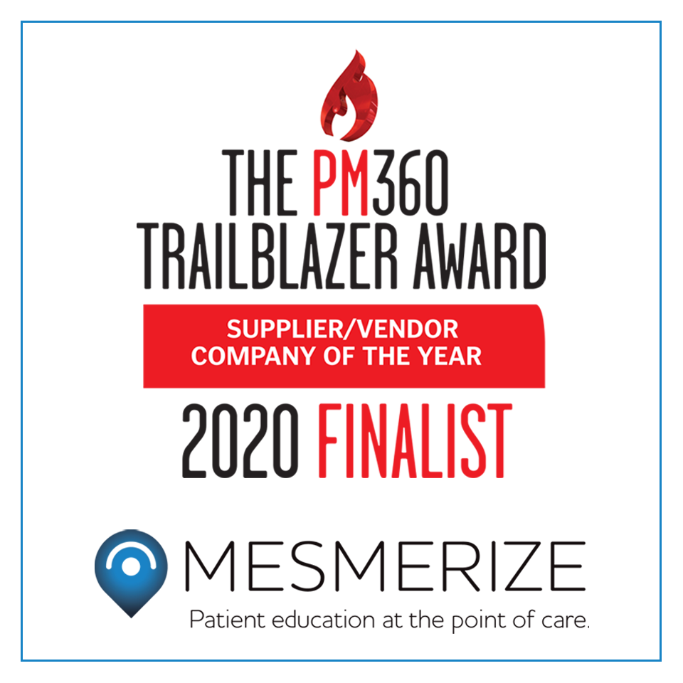 Mesmerize Announced as a Finalist for the 2020 Trailblazer Awards 'Supplier/Vendor Company of the Year'