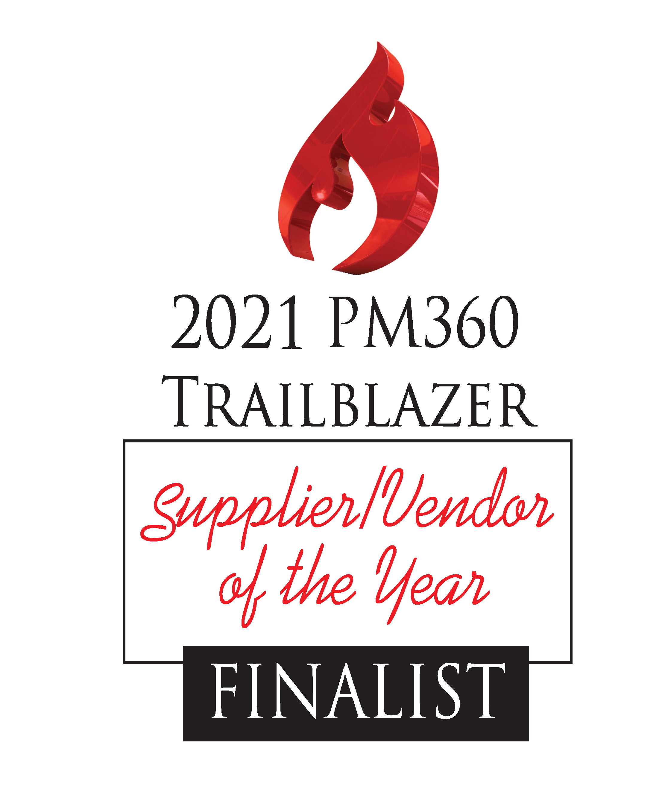 Mesmerize Named PM360 Trailblazer 2021 Finalist for Supplier/Vendor of the Year